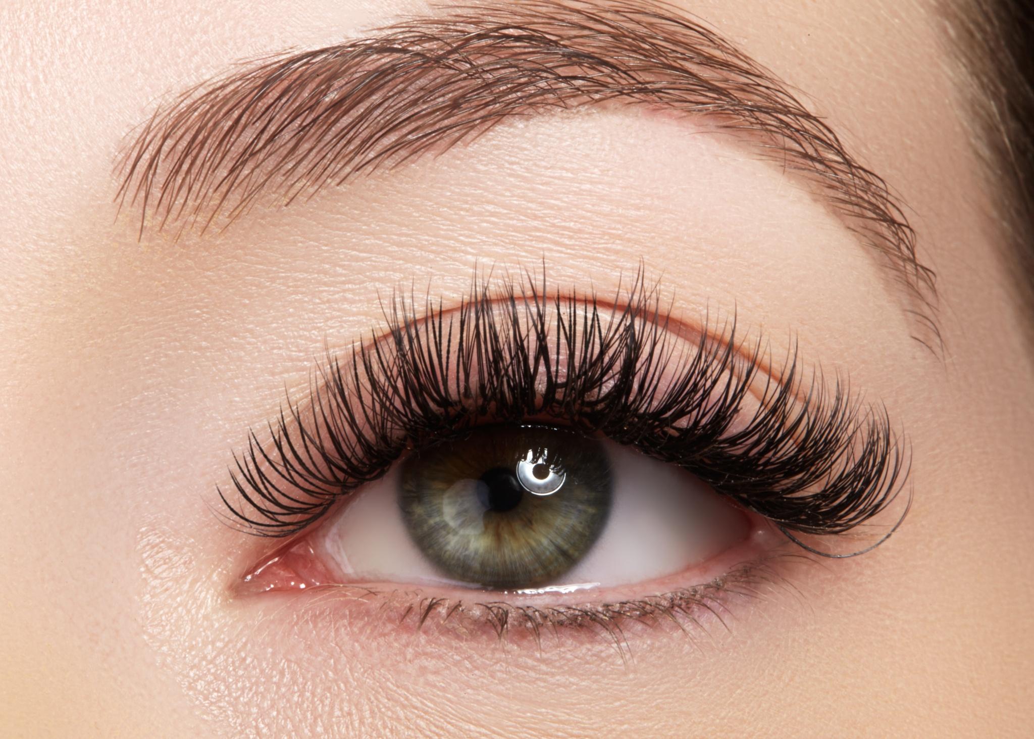 Individual Eyelash Extensions | Lewis Center OH Nail Salon ...