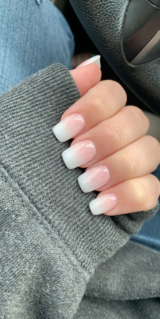 Ombre Refill Nail Salon In Lewis Center Ohio Elodie The Nail Lounge